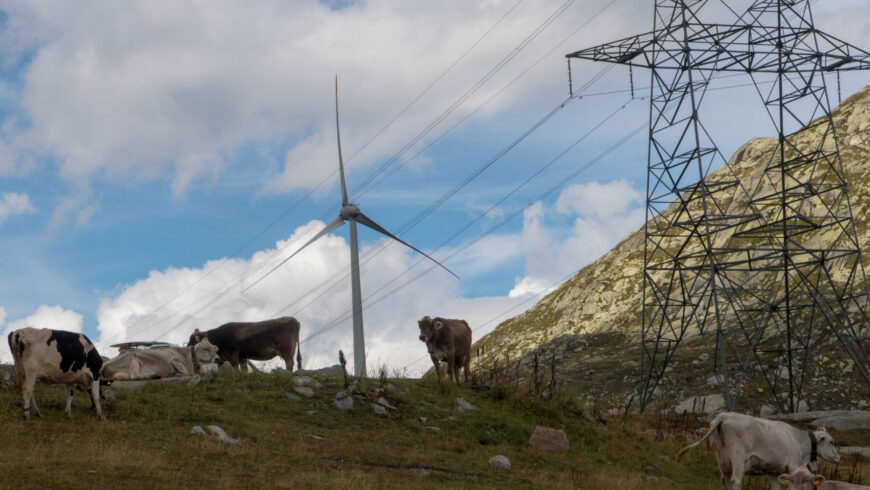 """Consiglio federale: """"Approvvigionamento elettrico sicuro con le energie rinnovabili"""""""