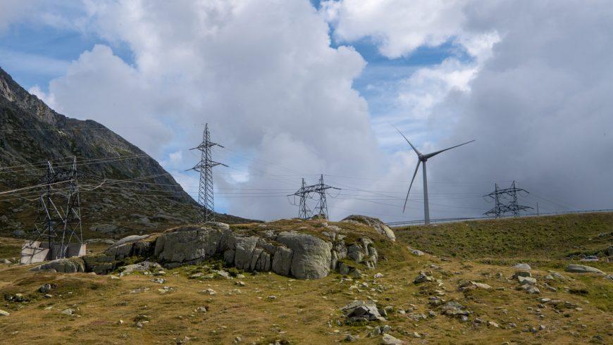 Il 76% dell'elettricità consumata in Svizzera nel 2020 proveniva da fonti rinnovabili